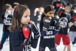 childrens kickboxing vancouver