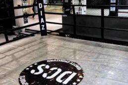 facility boxing ring