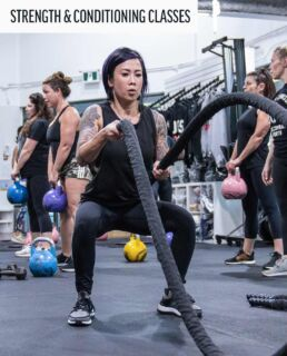 strength & conditioning vancouver
