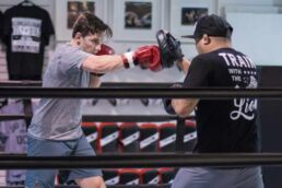 private martial arts training vancouver