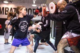 children's kickboxing vancouver