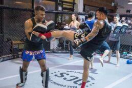 muay thai kickboxing vancouver