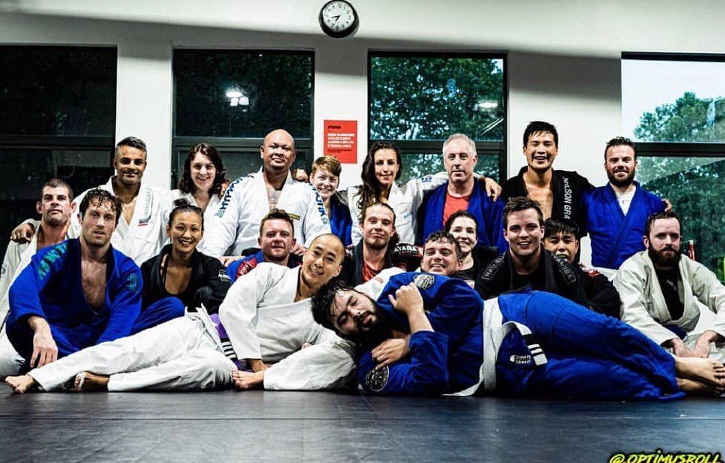 Brazilian Jiu Jitsu In Vancouver