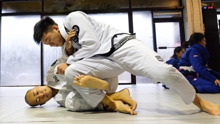 jiu-jitsu Vancouver classes