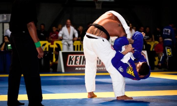 Jiu-Jitsu classes in Vancouver
