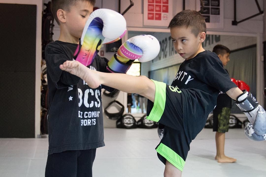 Vancouver kids martial arts classes