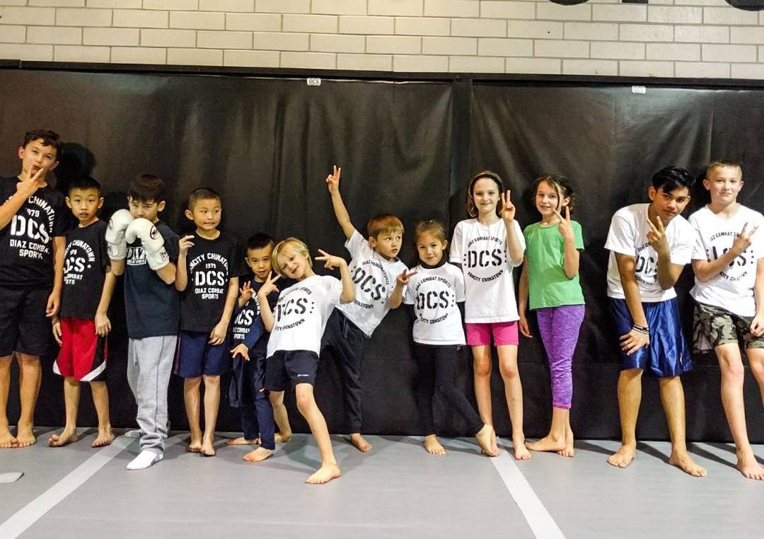 Vancouver kids kickboxing classes