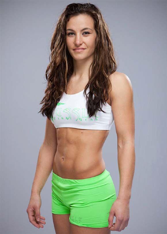 MMA fighter Miesha Tate