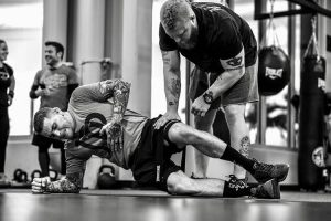 Strength and conditioning for MMA